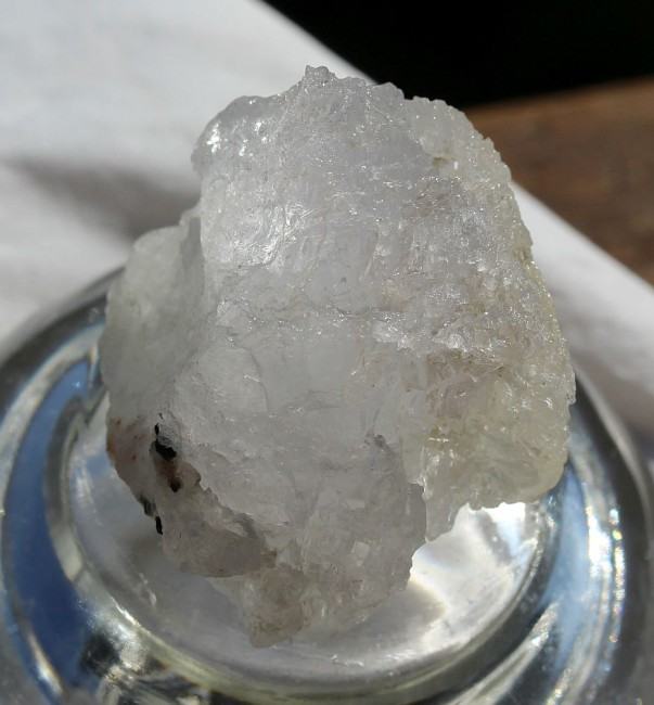 320 Carats, Water Etched Pollucite Skardu, Pakistan 1.jpg